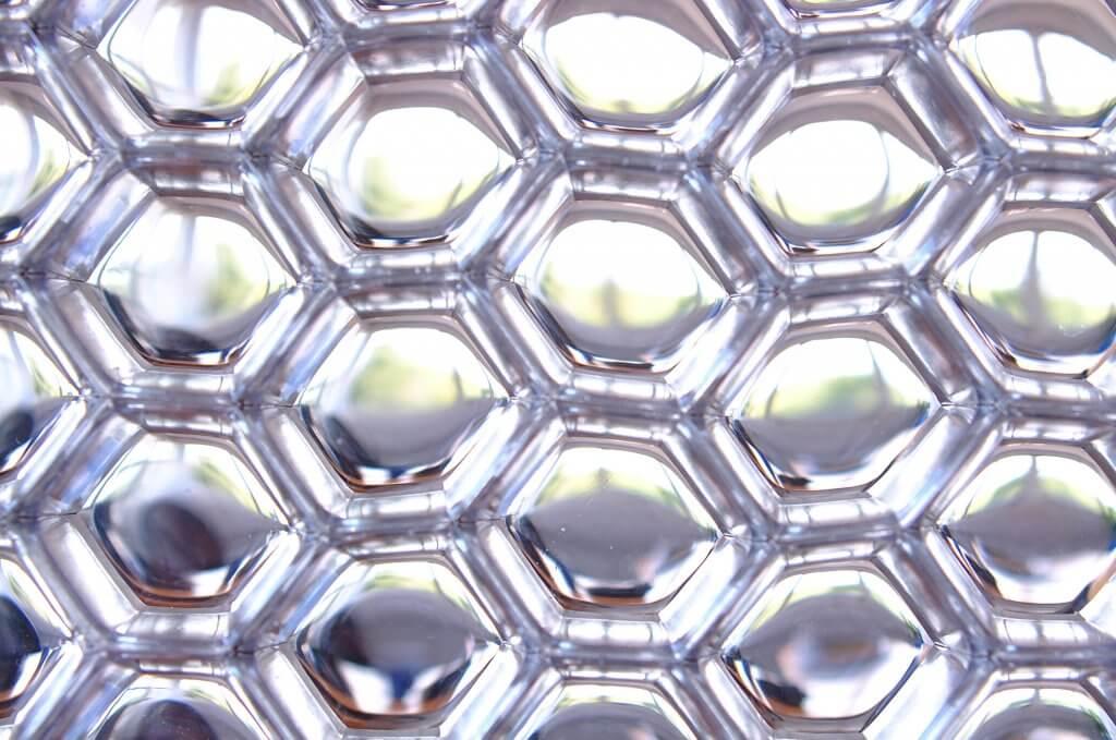 Aluminium Composite Decorative Panels - Mykon B-Clear cells