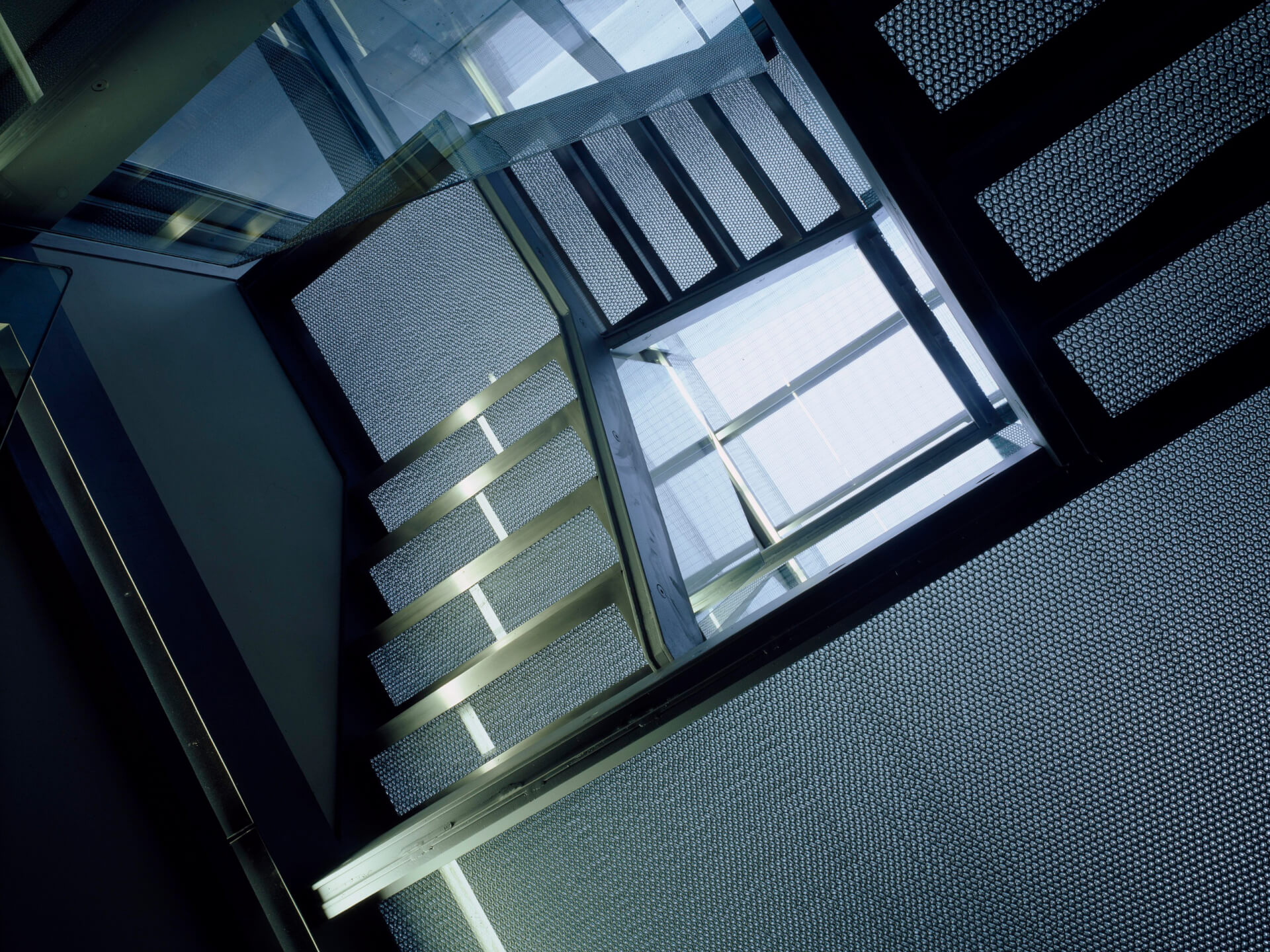 The Light House Stairs