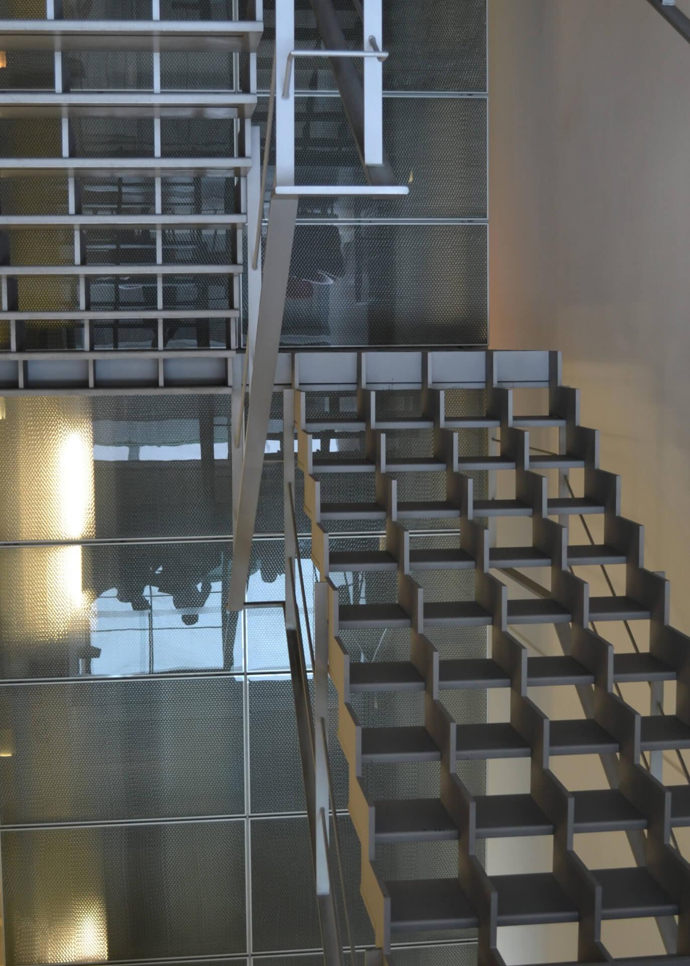 Allerton Grange School Stairs