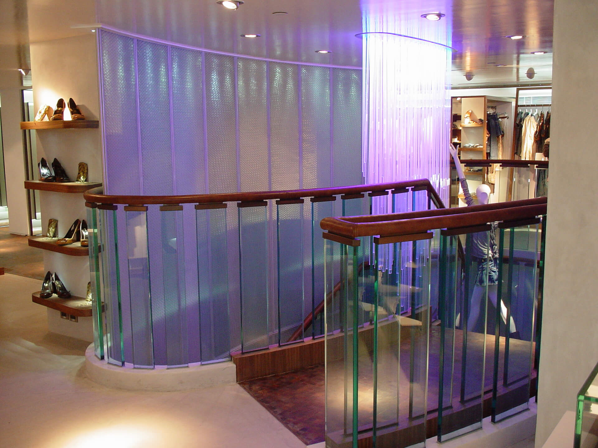 Architectural applications & bespoke furniture - Gas in Hong Kong
