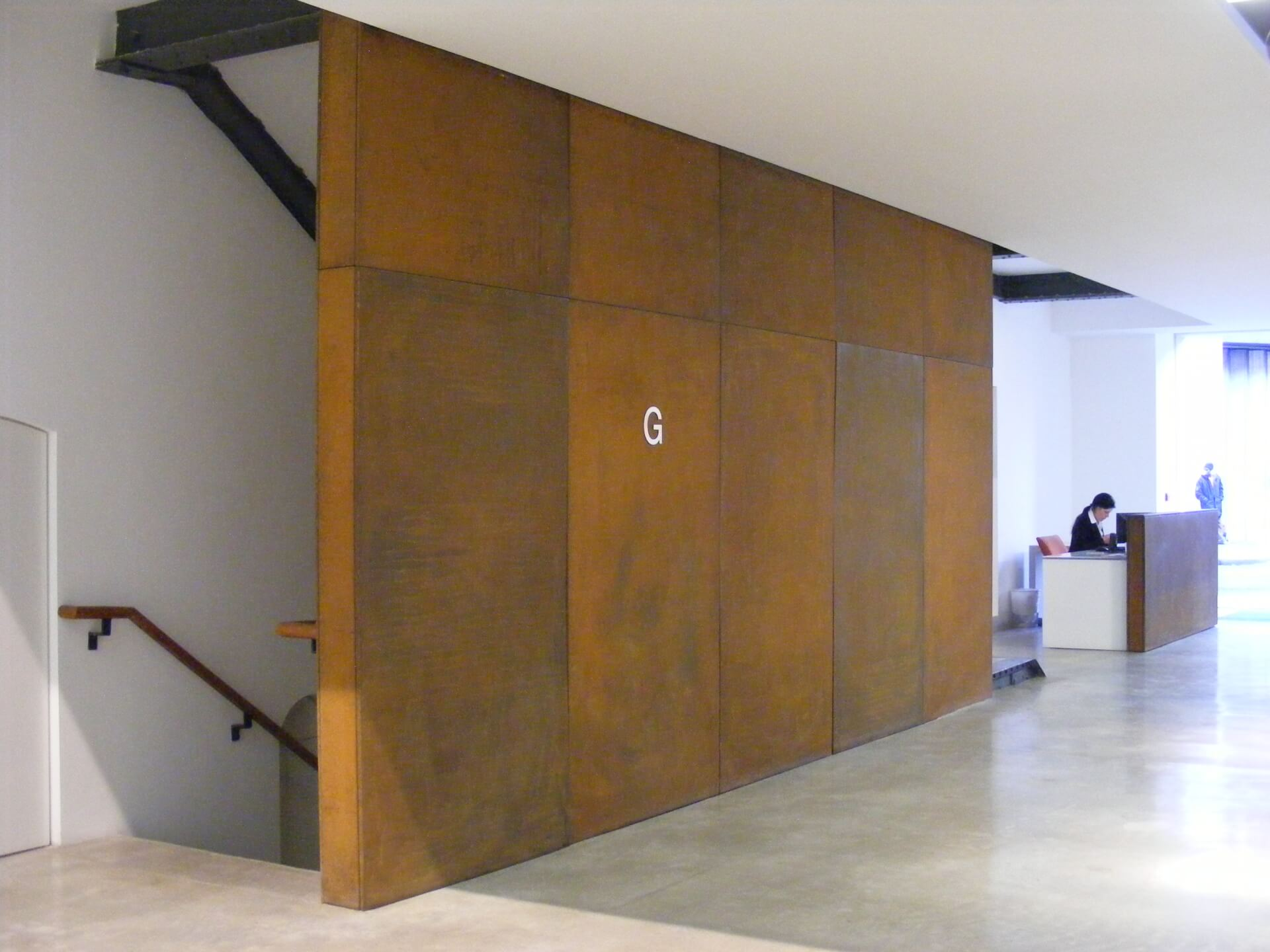 Squire & Partners - Howick Place - Mykon Chillida panels