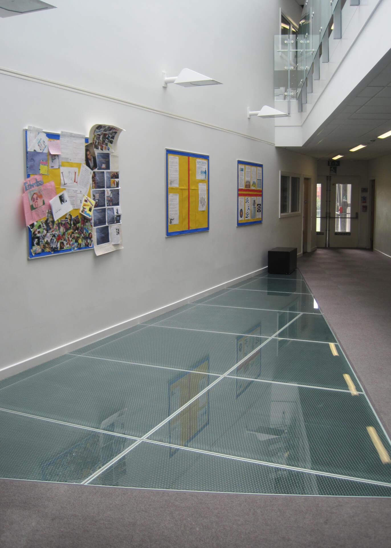 Allerton Grange School - Mykon panels