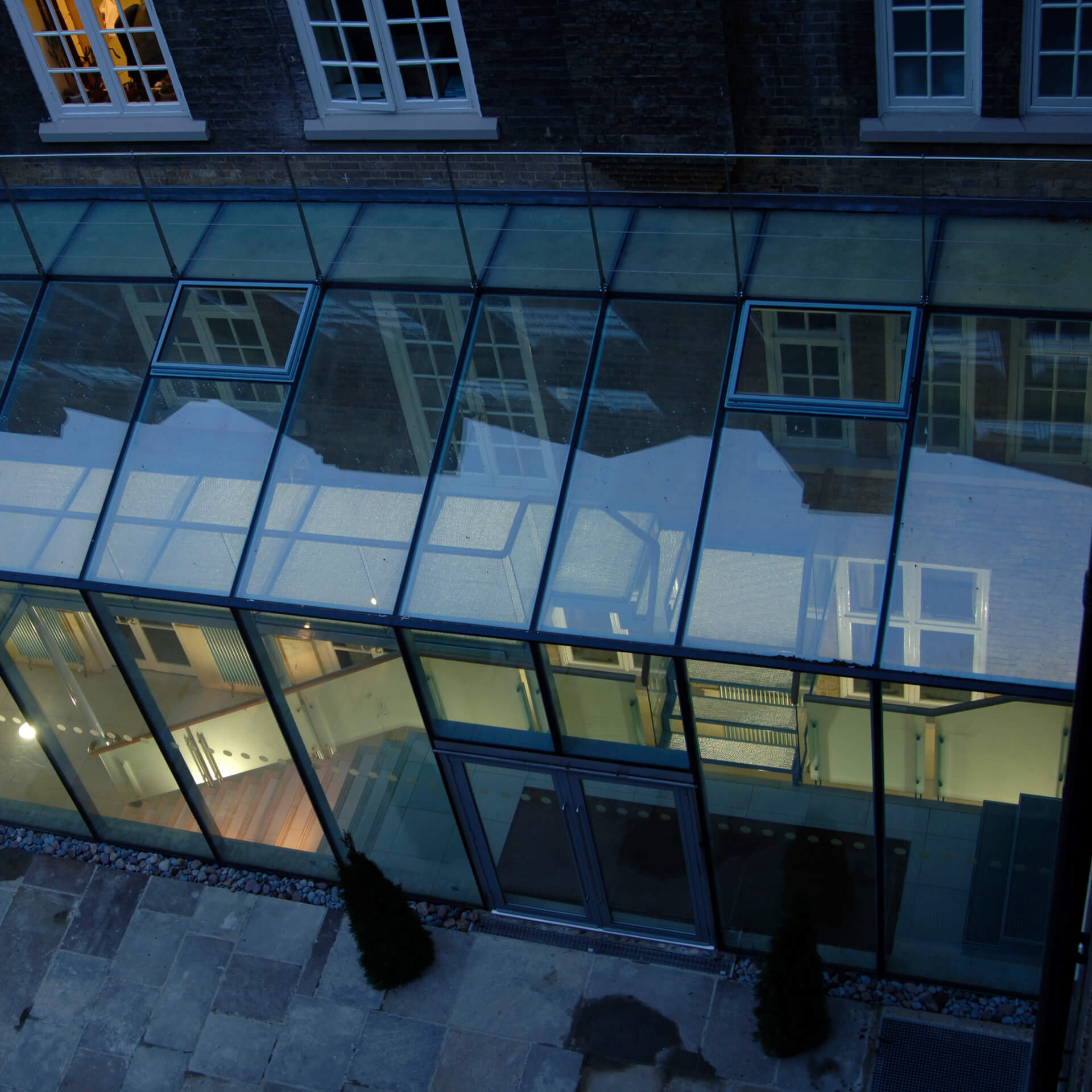 Priory of the Assumption and Jonathan Freeguard Architects - Mykon Projects