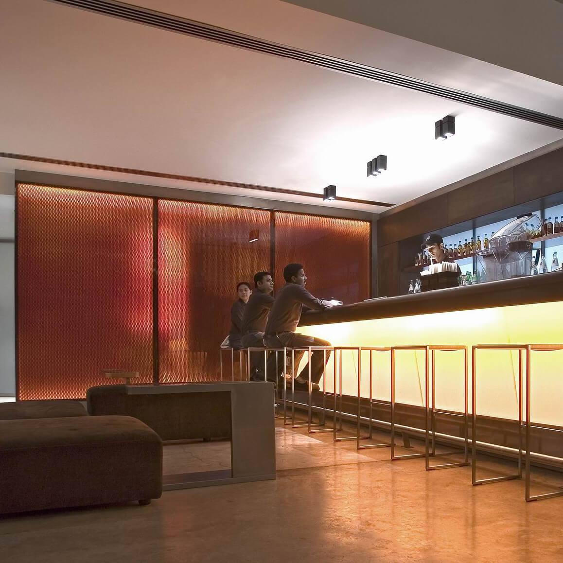 Nino Restaurant & UdA Architects - Mykon Projects