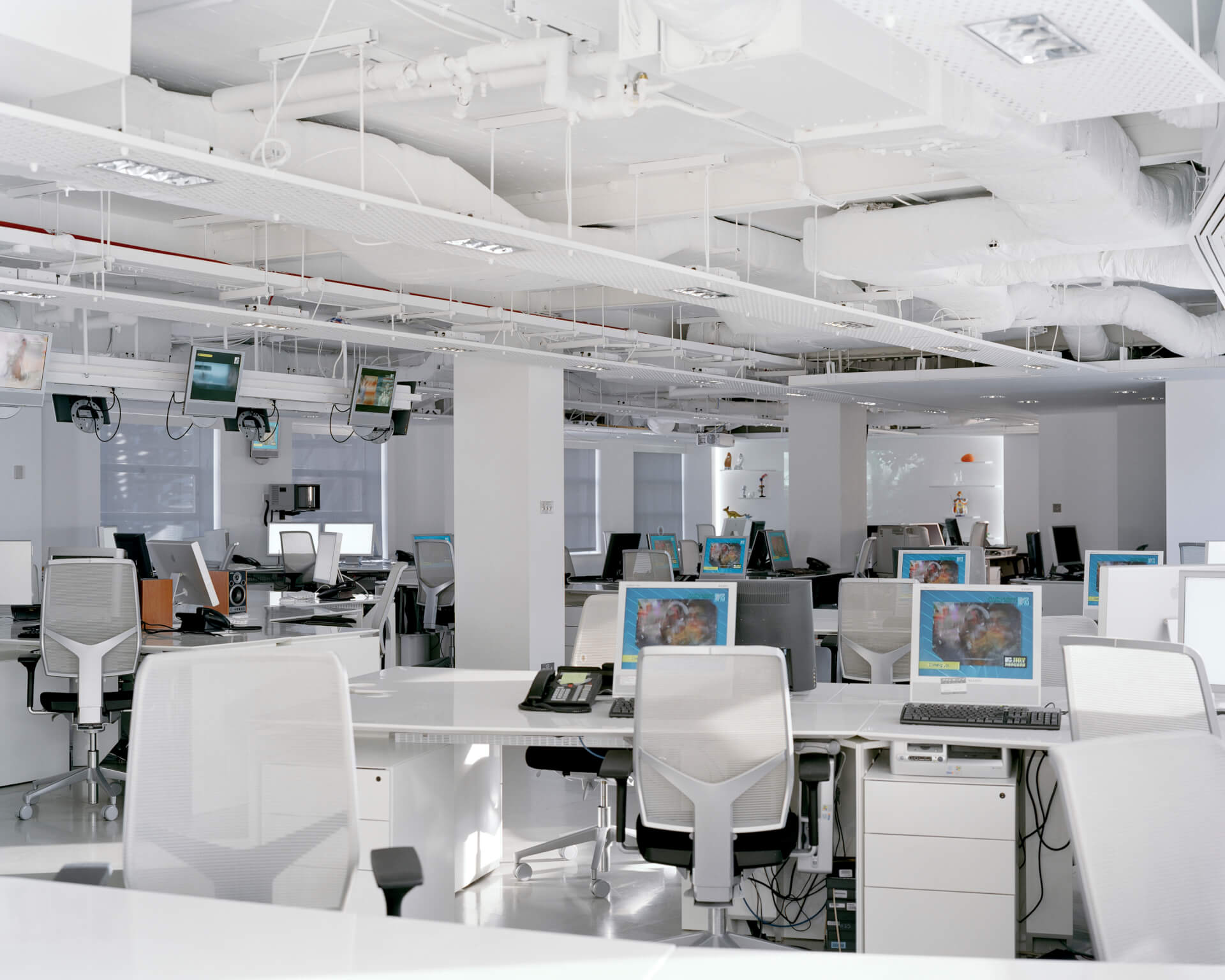 MTV On-Air & Emulsion Architecture - Office