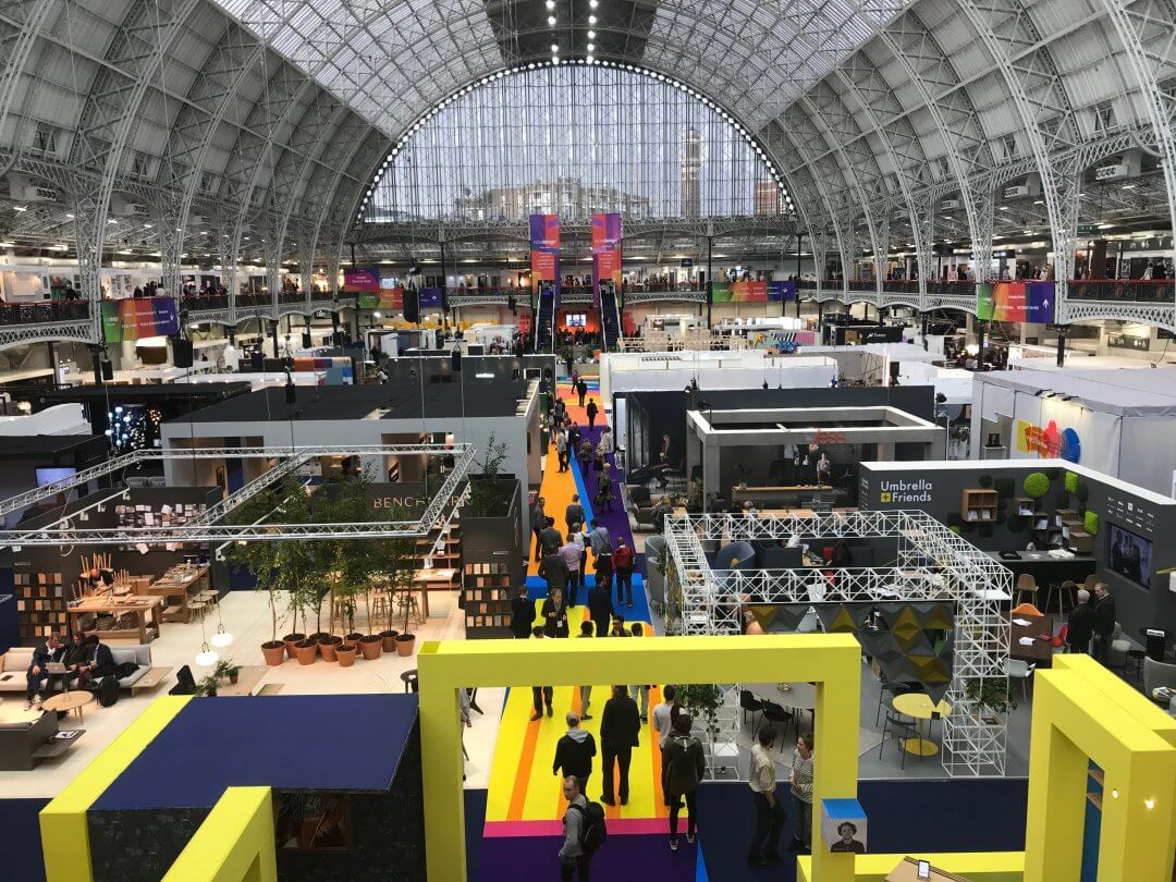 Mykon's guide to the best architecture events and interior design trade shows for 2019