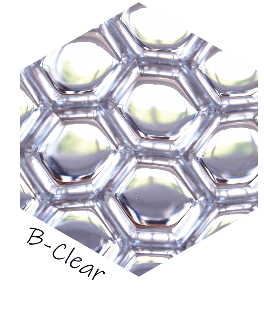 Decorative screen panels - B-Clear