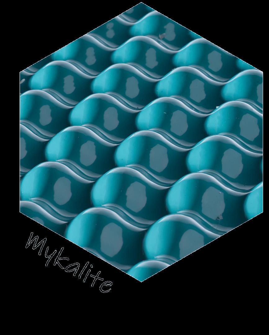 Decorative screen panels - Mykalite