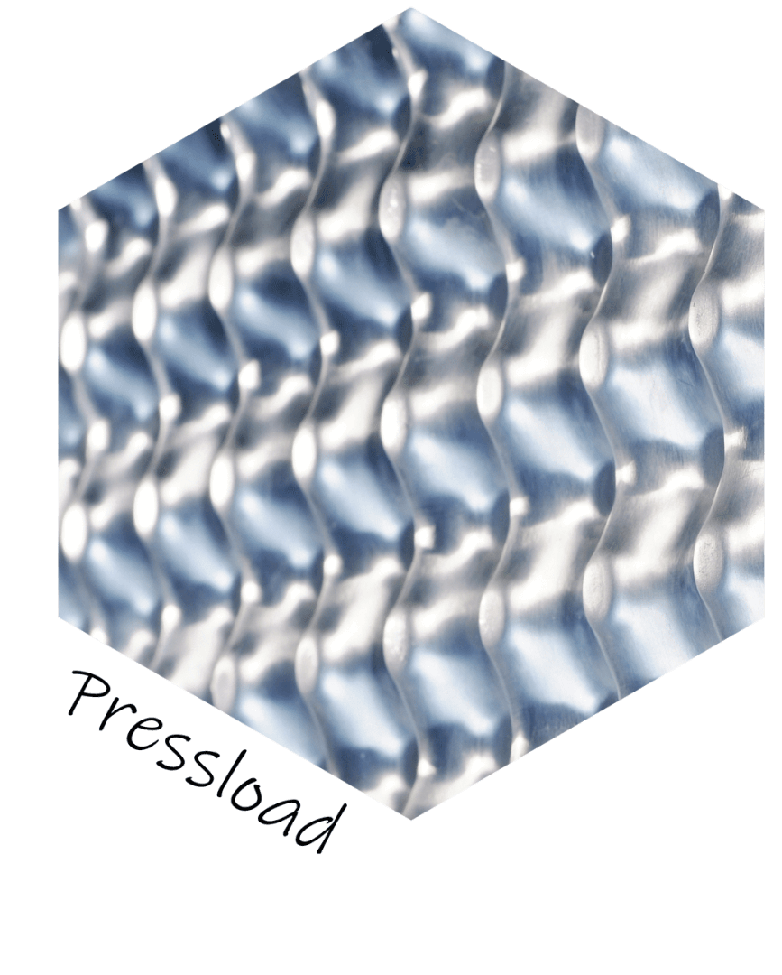 Decorative screen panels - Pressload