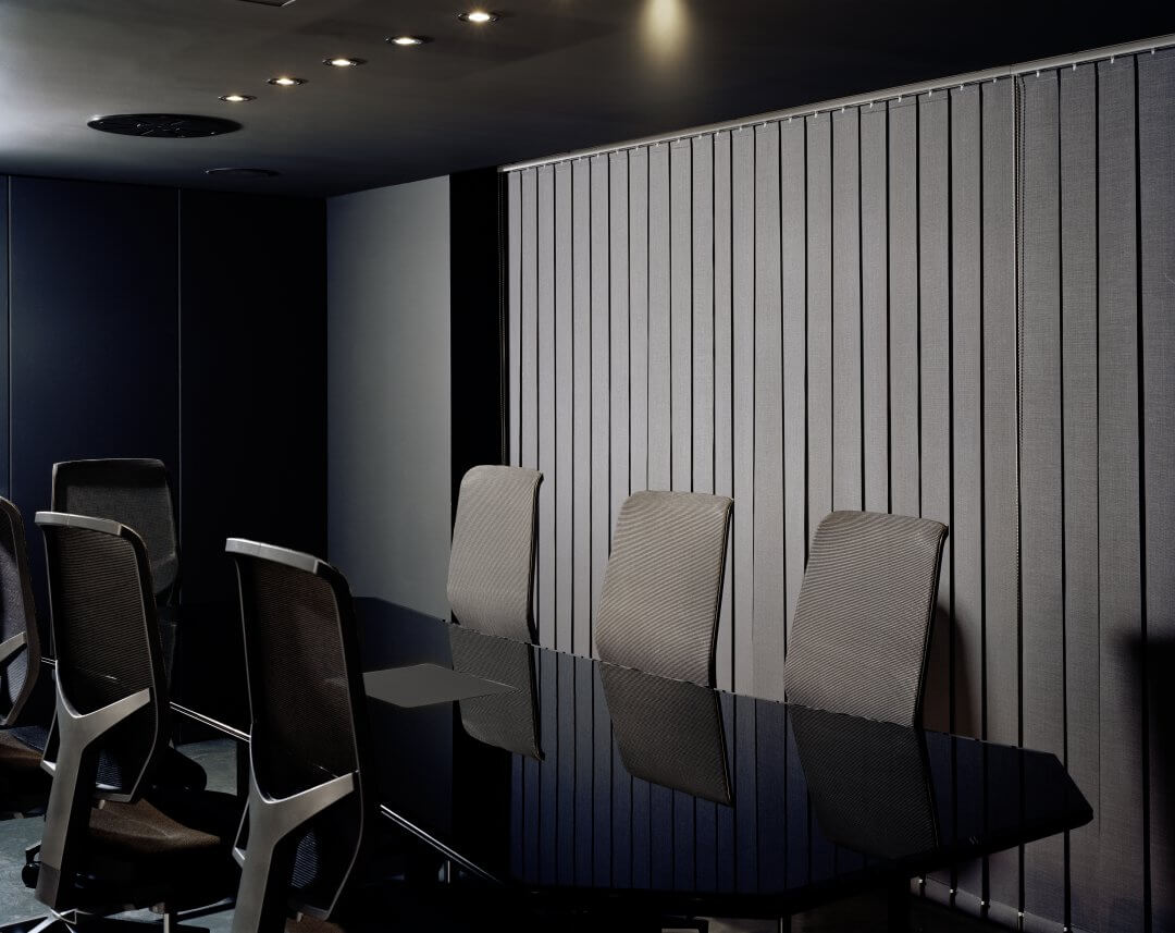 Soundproofing conference rooms and office spaces using Mykon's decorative aluminium honeycomb composite panels
