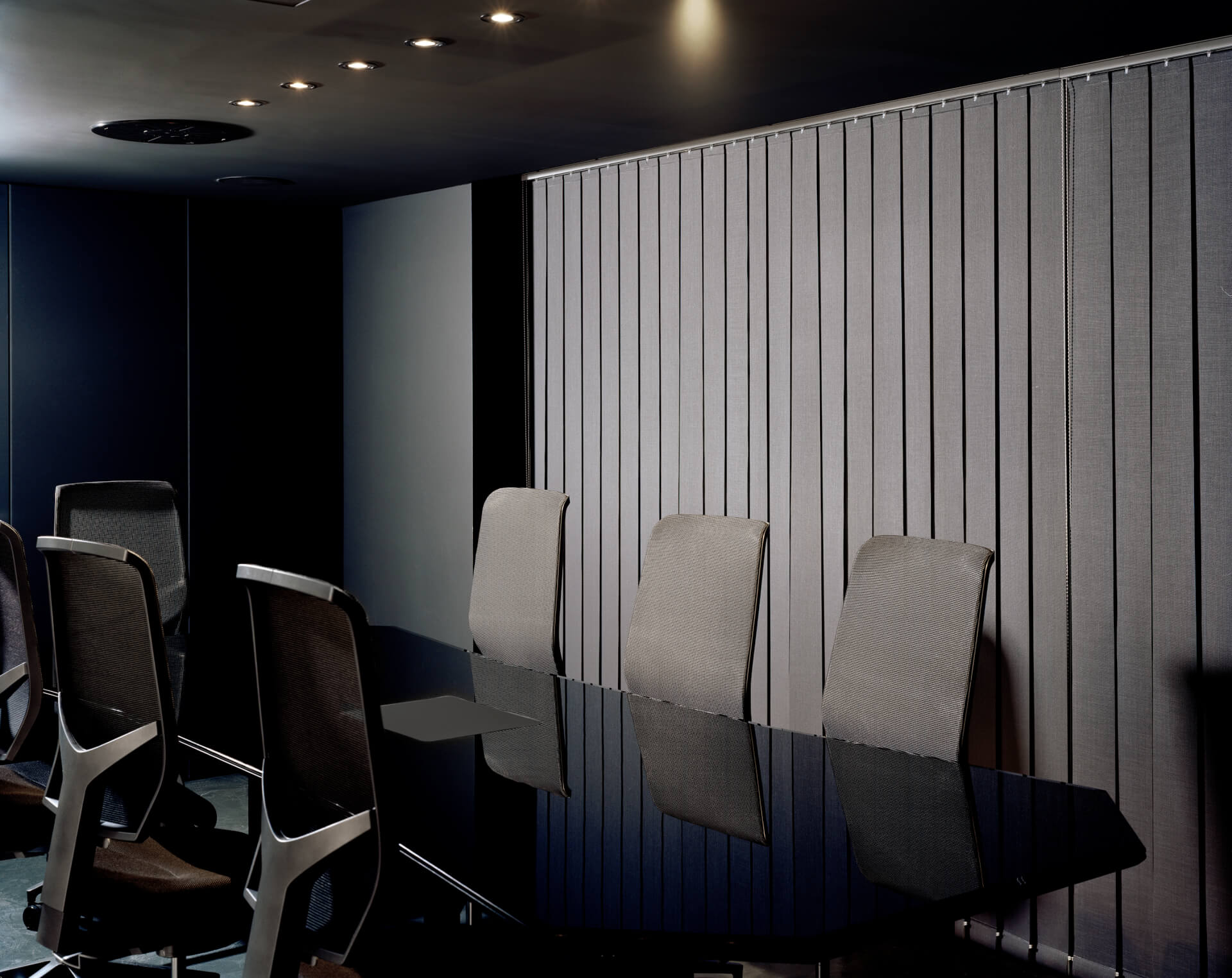 Soundproofing conference rooms and office spaces