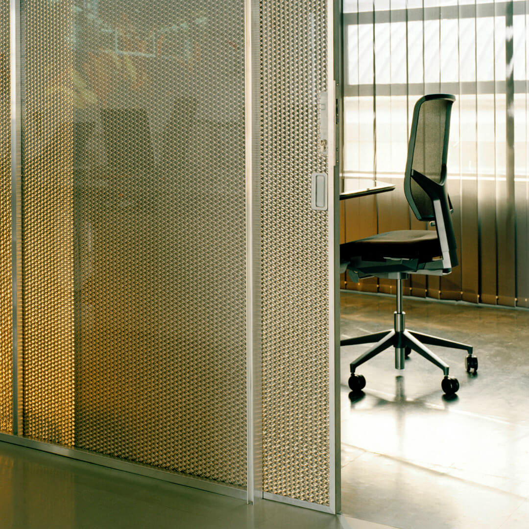 MTV office using Mykon panels