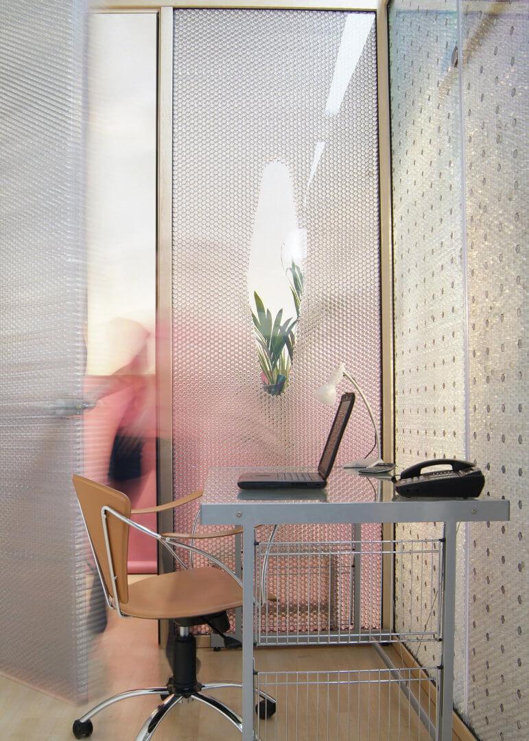 Mykon B-Clear in office