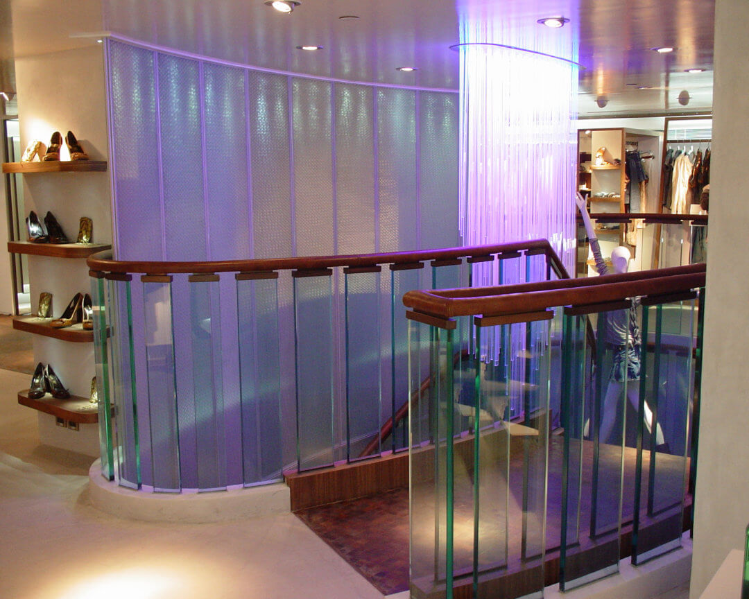 Partitioning in store by Mykon